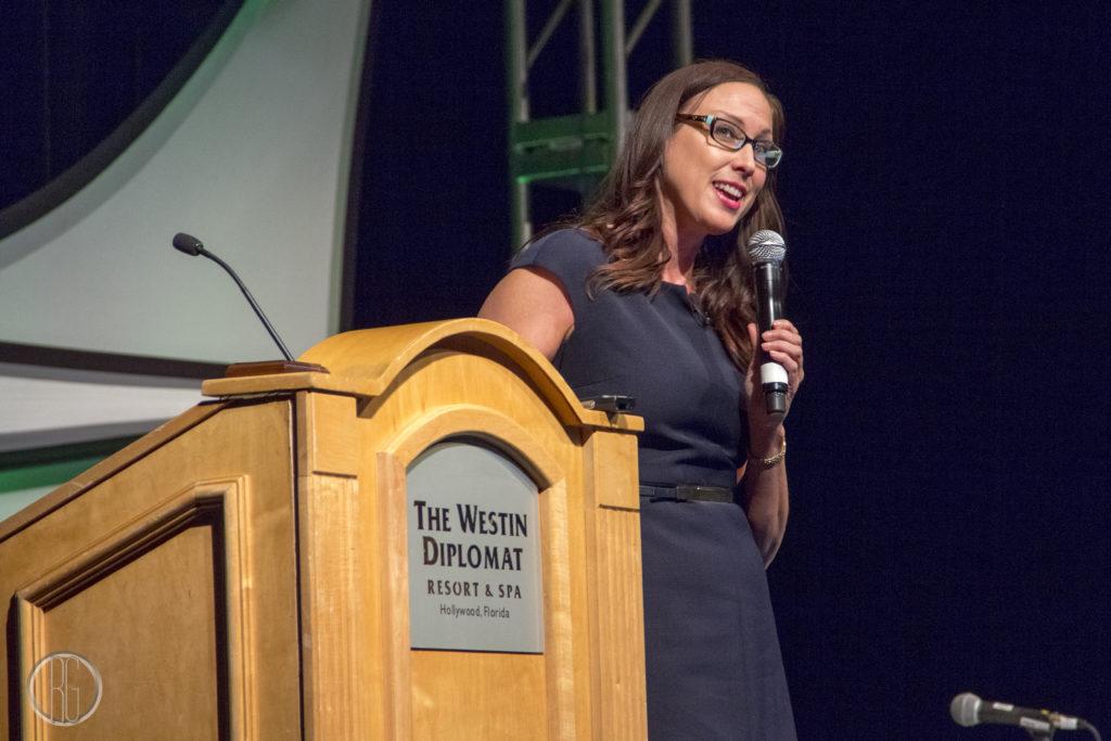 Michelle Gladieux of Gladieux Consulting, Keynote Speaker.
